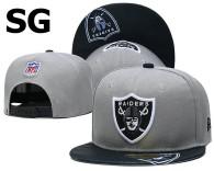 NFL Oakland Raiders Snapback Hat (531)