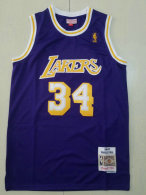 Los Angeles Lakers NBA Jersey (21)