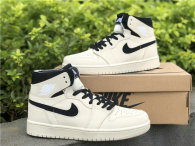 "Authentic Air Jordan 1 Zoom Comfort ""Summit White"""