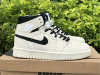 "Authentic Air Jordan 1 Zoom Comfort ""Summit White"" GS"