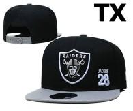 NFL Oakland Raiders Snapback Hat (532)