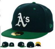 Oakland Athletics hat (39)