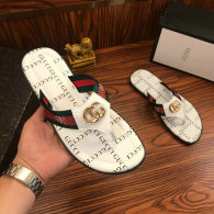 Gucci Men Slippers (172)