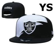 NFL Oakland Raiders Snapback Hat (534)