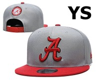 NCAA Alabama Crimson Tide Snapback Hat (43)