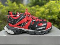 Balenciaga Track Trainers 3.0 RED/BLACK/GREY