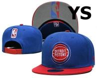 NBA Detroit Pistons Snapback Hat (30)