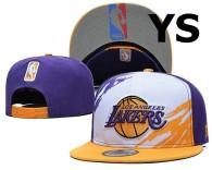 NBA Los Angeles Lakers Snapback Hat (408)