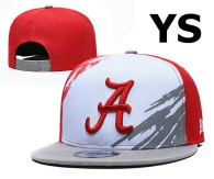 NCAA Alabama Crimson Tide Snapback Hat (42)