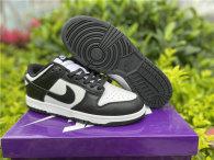 Authentic Nike SB Dunk Low White/Black