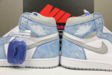 "Authentic Air Jordan 1 High OG ""Hype Royal"""
