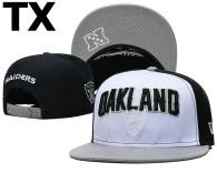 NFL Oakland Raiders Snapback Hat (536)