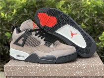"Authentic Air Jordan 4 ""Taupe Haze"""