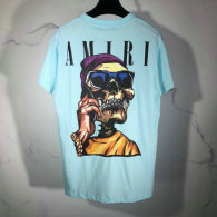 Amiri short lapel T-shirt M-XXL (71)