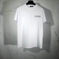 Amiri short lapel T-shirt M-XXL (78)