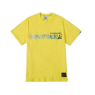 BAPE short round collar T-shirt M-XXL (48)
