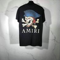 Amiri short lapel T-shirt M-XXL (77)
