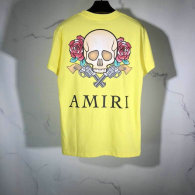 Amiri short lapel T-shirt M-XXL (74)