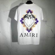 Amiri short lapel T-shirt M-XXL (60)