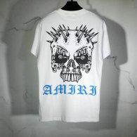 Amiri short lapel T-shirt M-XXL (63)