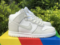 Authentic Slam Jam x Nike Dunk High Peak White/Wolf Grey GS