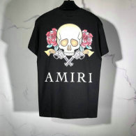 Amiri short lapel T-shirt M-XXL (61)