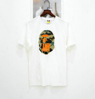 BAPE short round collar T-shirt M-XXL (65)
