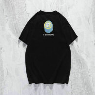 BAPE short round collar T-shirt M-XXL (51)