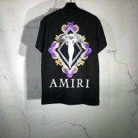 Amiri short lapel T-shirt M-XXL (73)