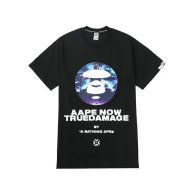 BAPE short round collar T-shirt M-XXL (41)