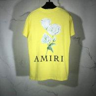 Amiri short lapel T-shirt M-XXL (66)