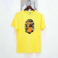 BAPE short round collar T-shirt M-XXL (60)