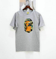 BAPE short round collar T-shirt M-XXL (62)