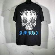 Amiri short lapel T-shirt M-XXL (76)