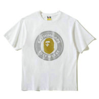 BAPE short round collar T-shirt M-XXL (63)