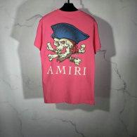 Amiri short lapel T-shirt M-XXL (64)