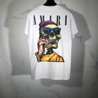 Amiri short lapel T-shirt M-XXL (80)