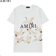Amiri short lapel T-shirt M-XXL (93)