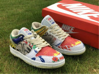 "Authentic Nike Dunk Low ""City Market"" GS"