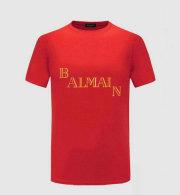 Balmain short round collar T-shirt M-XXXXXXL (2)