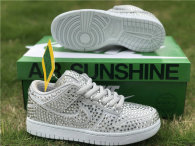 Authentic Cactus Plant Flea Market x Nike Dunk Low Pure Platinum GS