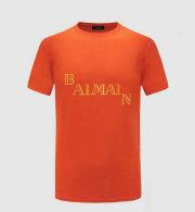 Balmain short round collar T-shirt M-XXXXXXL (3)