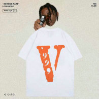 VLONE short round collar T-shirt S-XXL (9)