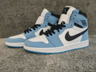 Perfect Air Jordan 1 High OG University Blue GS