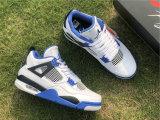 "Authentic Air Jordan 4 ""Motorsports"""