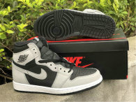 "Authentic Air Jordan 1 High OG ""Shadow 2.0"""