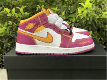 """Authentic Air Jordan 1 Mid """"Day of the Dead"""""""