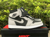 "Authentic Air Jordan 1 High OG GS ""Shadow 2.0"""