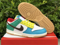 "Authentic Nike Dunk Low ""Free 99"" (women size)"