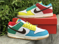 "Authentic Nike Dunk Low ""Free 99"""